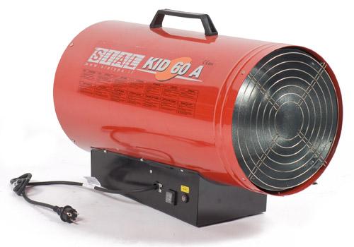 Газовый теплогенератор SIAL KID 60М