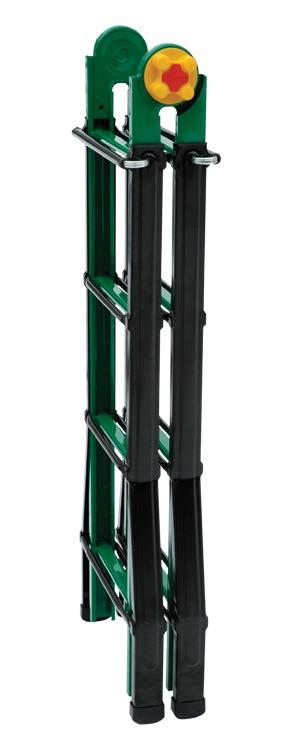 Лестница-стремянка телескопическая ELKOP Multi B33