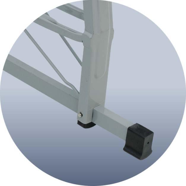 Лестница-стремянка телескопическая ELKOP Multi B44 FS
