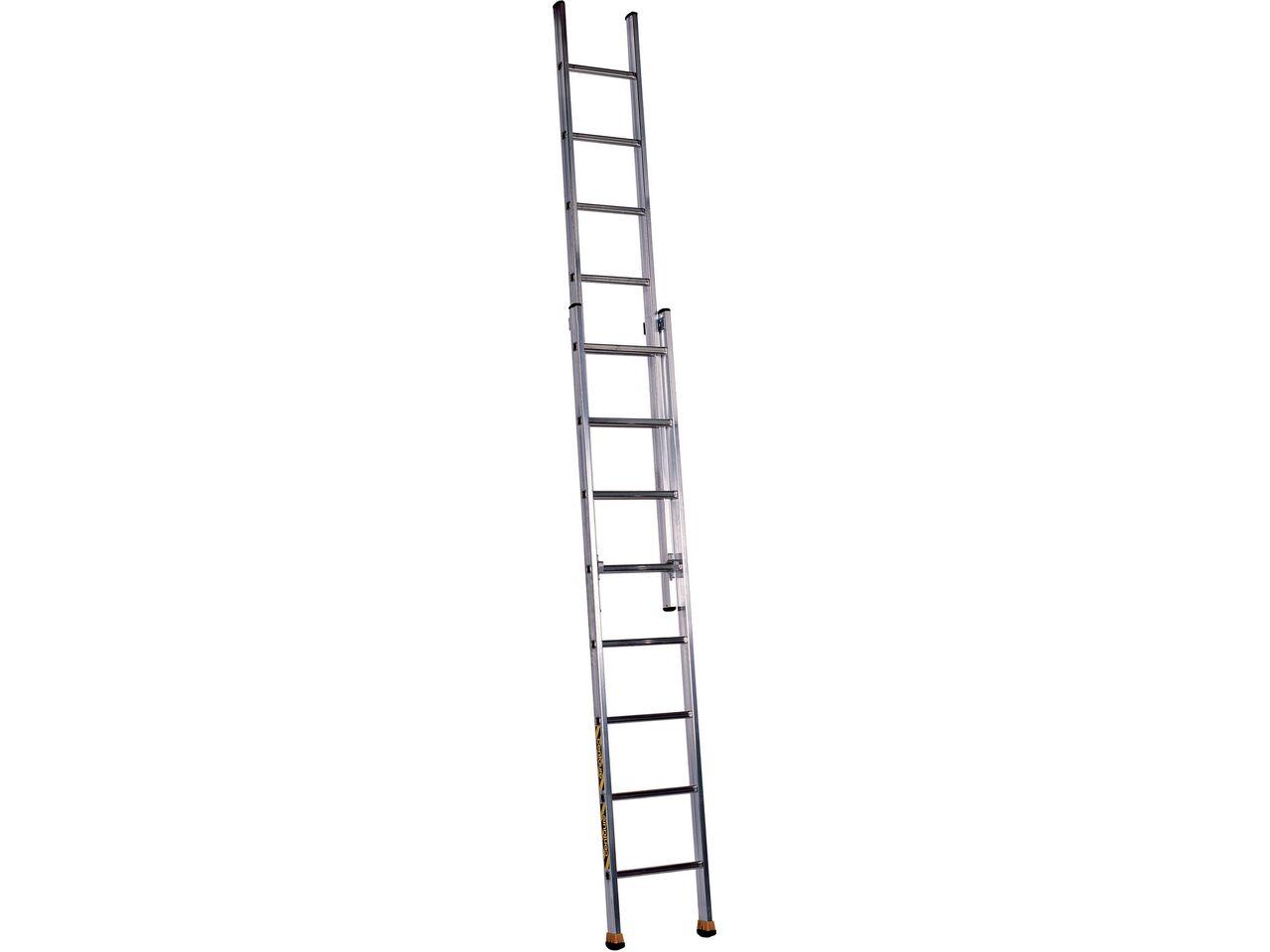 Двухсекционная выдвижная алюминиевая лестница CM2 2х18 Centaure Франция