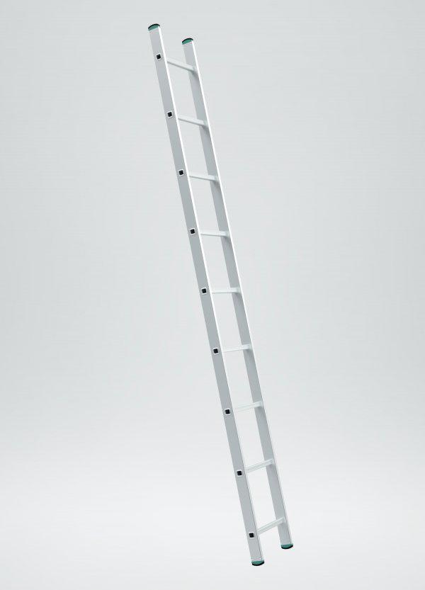 Односекционная алюминиевая лестница ITOSS 7107 1x7