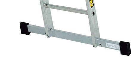 Двухсекционная алюминиевая лестница-стремянка Centaure AT2x14