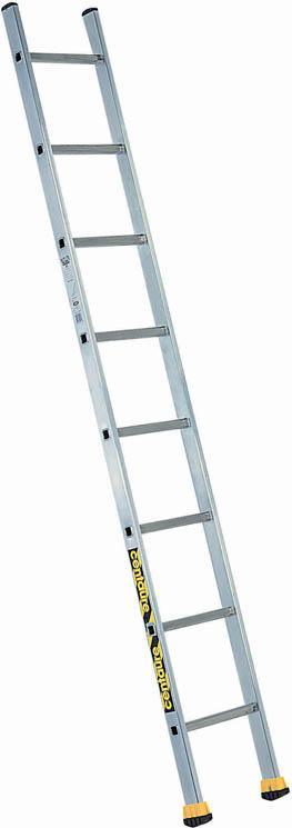 Односекционная алюминиевая лестница Centaure S 1х6 (410106)
