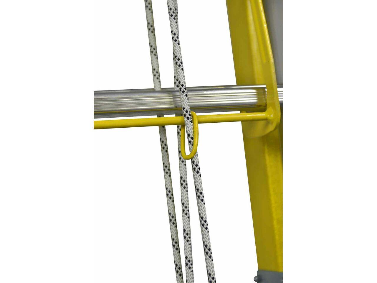 Диэлектрическая лестница C3 MIX 3х15 с тросом Centaure Франция