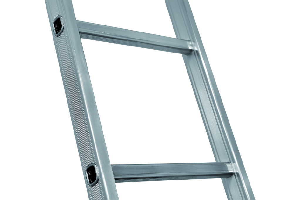 Односекционная алюминиевая лестница Centaure S 1х10 (410110)