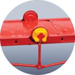 Стремянка-трансформер Elkop M 4х3 (Сталь)