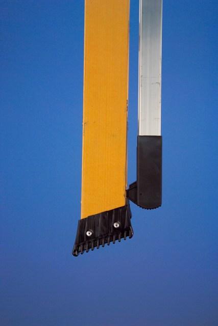 Стремянка диэлектрическая с полочкой SVELT Smart1 10 ступеней