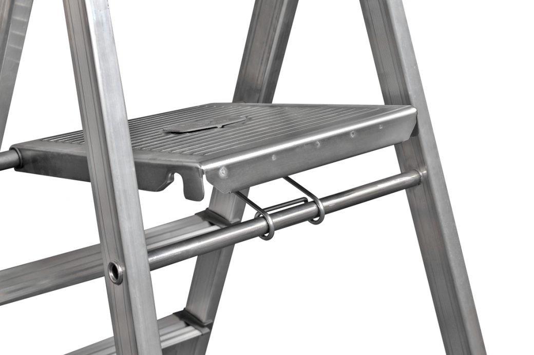 Стремянка алюминиевая Centaure PRO XL 8