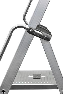 Стремянка алюминиевая Centaure PRO XL 4