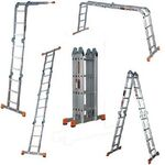 Лестница-трансформер LWI 4Х3