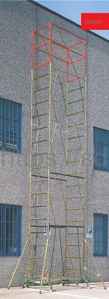 Вышка-тура стальная SVELT DINGO NEW 7,6 м