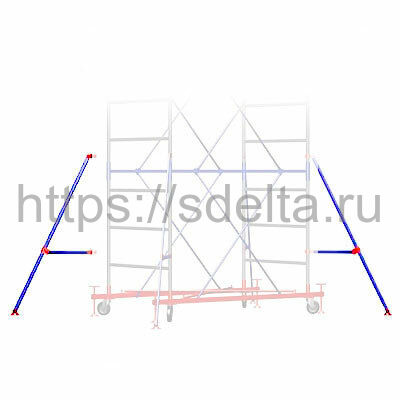 Стабилизаторы МЕГА 3 (4 шт.)