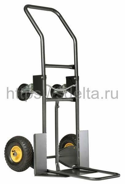 Тележка грузовая Haemmerlin Rollax 950/950 G (площадка 190х400 мм)