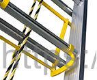 Трехсекционная алюминиевая выдвижная лестница Centaure C 3х17 NEW