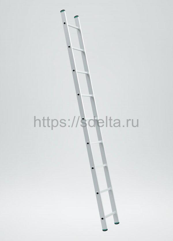 Односекционная лестница ITOSS 7114 1х14