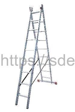 Лестница двухсекционная универсальная LWI 2х17