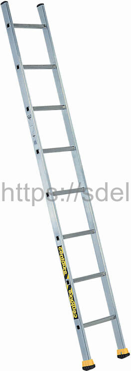 Односекционная алюминиевая лестница Centaure S 1х8 (410108)