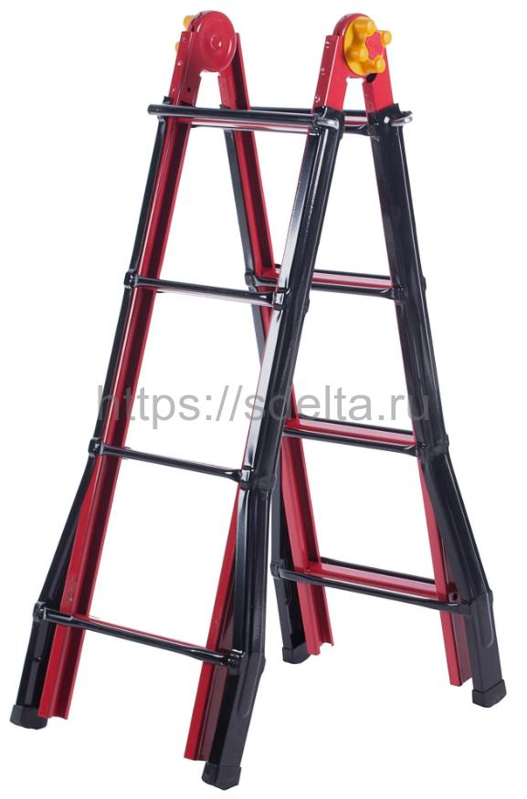 Лестница-стремянка телескопическая ELKOP Multi B45