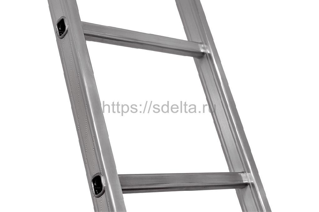 Односекционная алюминиевая лестница Centaure S 1х8 (510108)