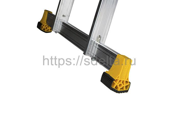 Односекционная алюминиевая лестница Centaure S 1х17 (510117)