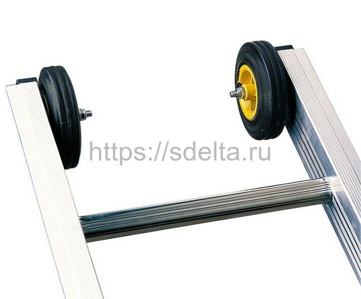 Трехсекционная алюминиевая выдвижная лестница Centaure C 3х15