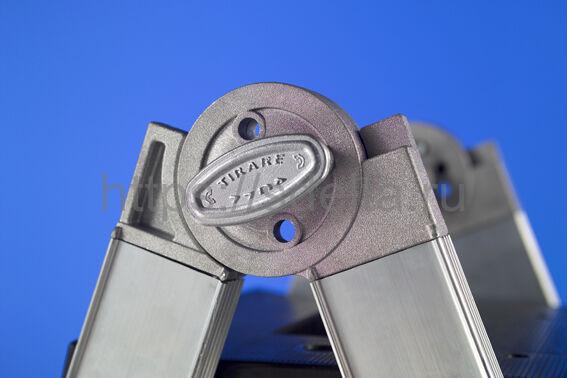 """Лестница-стремянка телескопическая SVELT Scalissima 9+9 """"R"""""""
