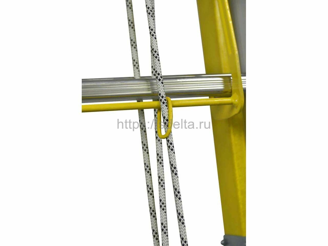 Диэлектрическая лестница C3 MIX 3х10 с тросом Centaure Франция