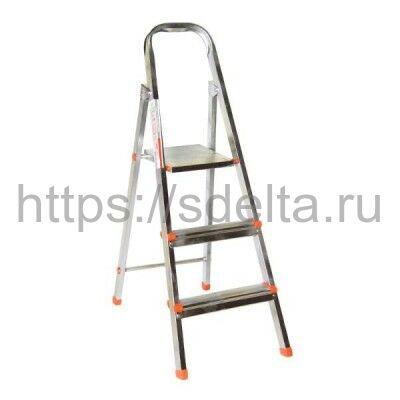 Стремянка стальная Россия-12 ст. LWI