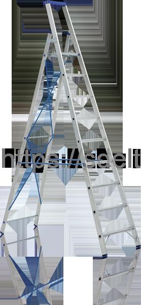 Стремянка алюминиевая ELKOP JHR 611