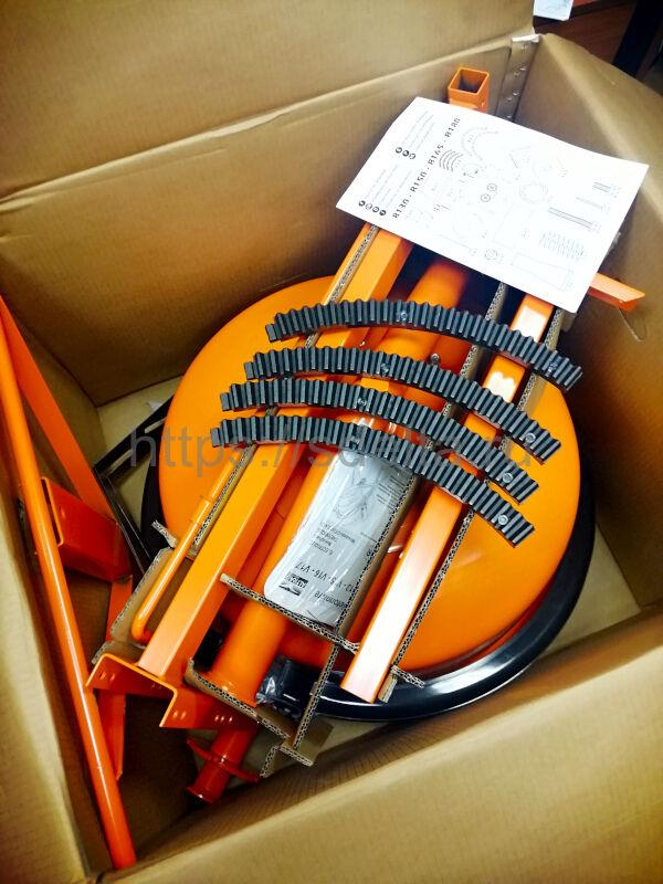 Бетоносмеситель электрический ALTRAD Limex 190 LS