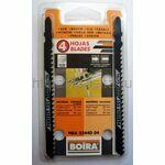 Пилки для электролобзика BOIRA NBA2344D по дереву, L=98 мм, упаковка-4 шт.